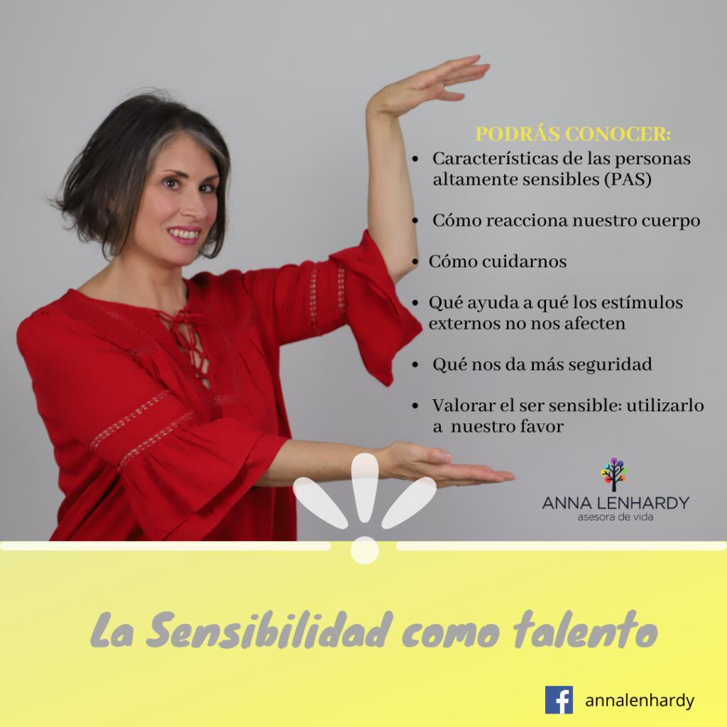 """Conferencia-Taller """"La Sensabilidad cómo Talento"""""""