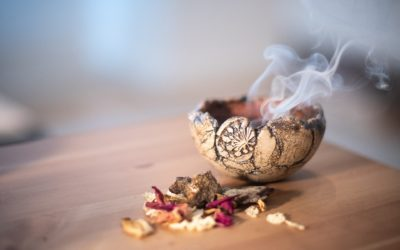 Ritual de limpieza y purificación